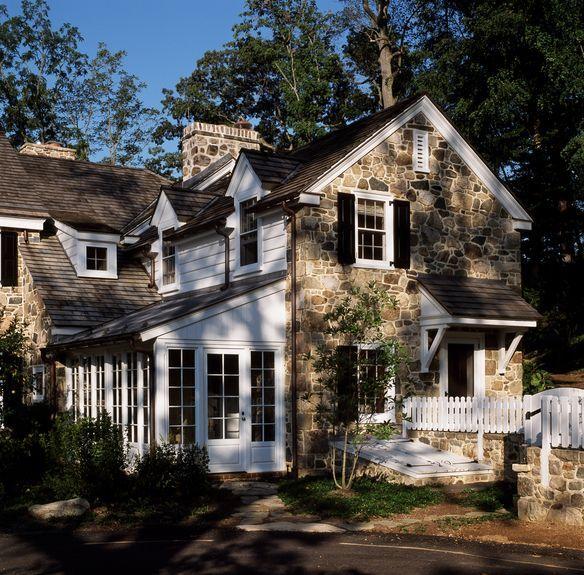 Pennsylvania German Farmhouse