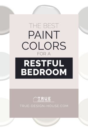 The Best Wall Paint Colors for a Restful Bedroom #masterbedroompaintcolors
