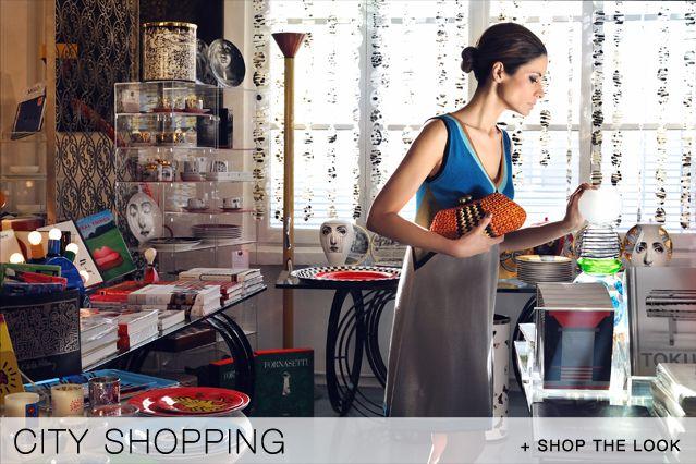 Livia Firth on yoox.com