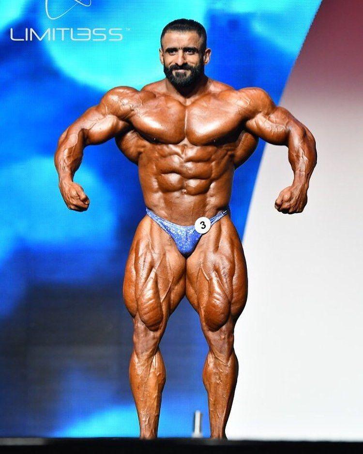 People's  champion! @hadi_choopan  #giru #fitness #sport #fbbr #arnoldclassic2019 #arnoldclassic #st...