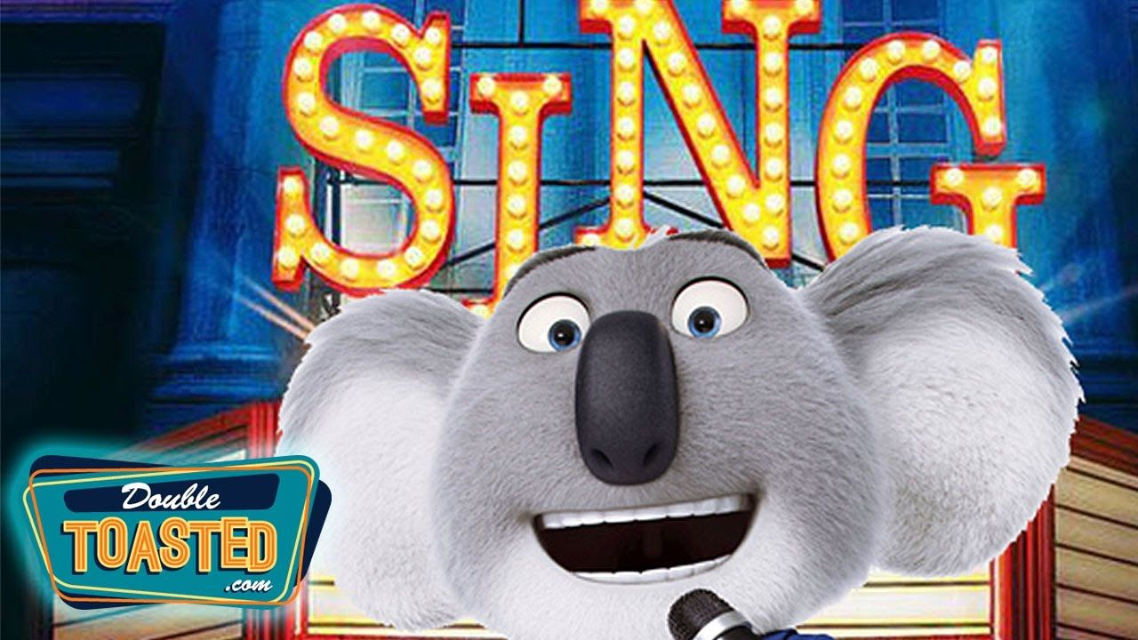 SING Double Toasted Movie Review https//youtu.be