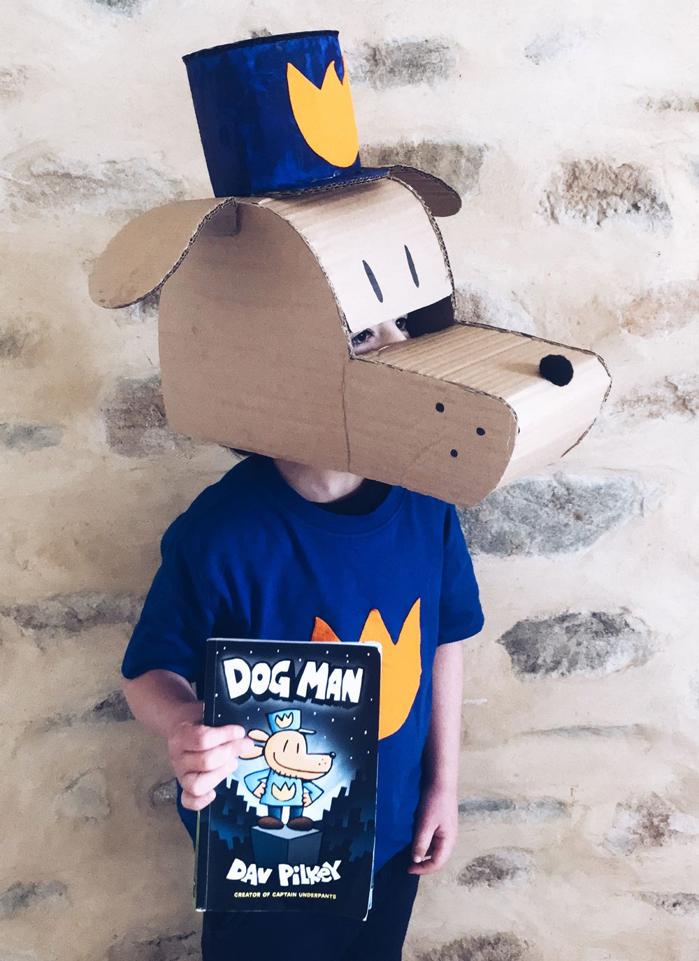 Dog Man Costume In 2020 Book Week Costume Book Character