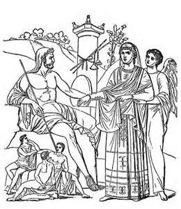Free Coloring Pages of the Greek Gods - Yahoo Image Search Results ...