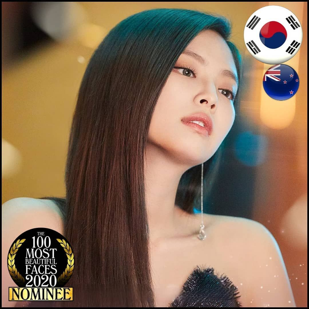 The 100 Most Beautiful Face On Instagram Jennie Kim Official Nominee For The Most Beautif Most Beautiful Faces Most Beautiful Women Beautiful Face