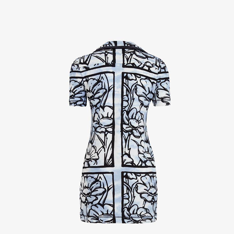 Fendi Roma Joshua Vides Cotton Dress Dress Fendi Fendi Italian Outfits Fendi Dress [ 900 x 900 Pixel ]
