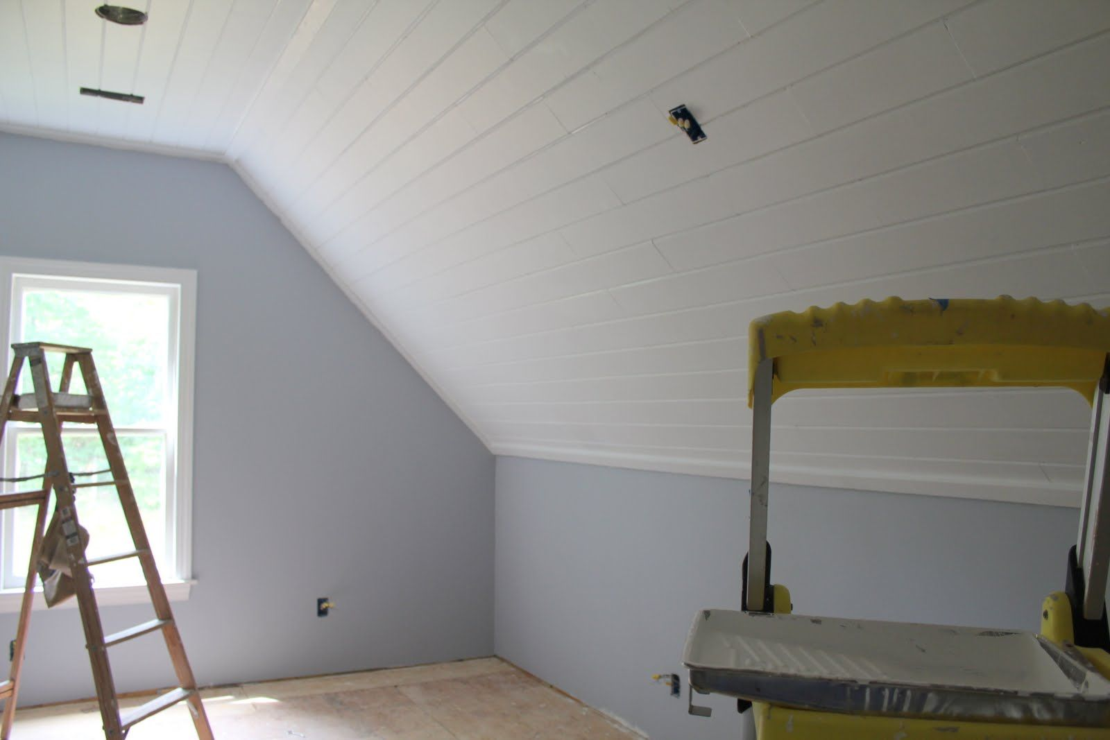 benjamin moores timber wolf grey | paint colors | pinterest