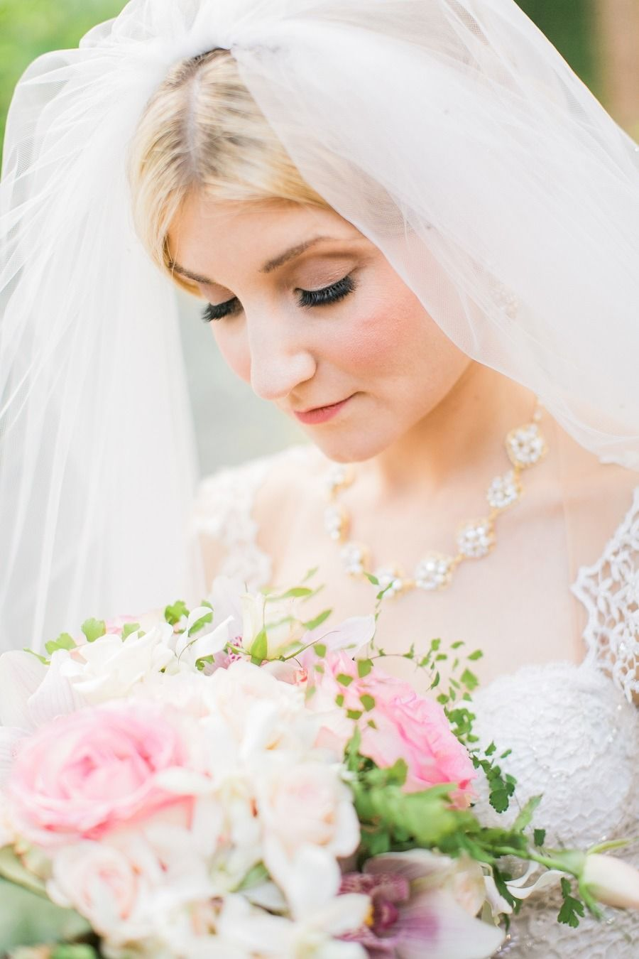 Beautiful Bride: http://www.stylemepretty.com/2015/02/19/fairytale-wedding-at-thornewood-castle/ | Photography: Stephanie Cristalli - www.stephaniecristalli.com/