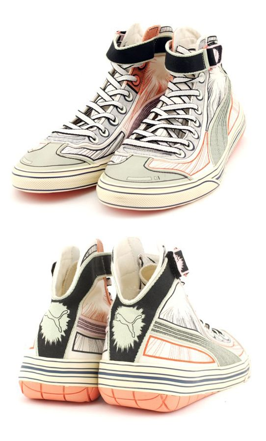 PUMA - 917 Mid Manga. Find this Pin and more on S H O E S   S N E A K E R S  by ... f37330ed9