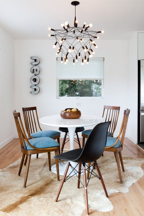 Contemporary Dining Room Chairs Interesting Photographyamy Bartlam Modern & Contemporary Dining Room Inspiration
