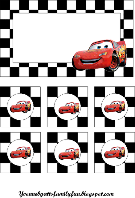 Cars Party Decoration