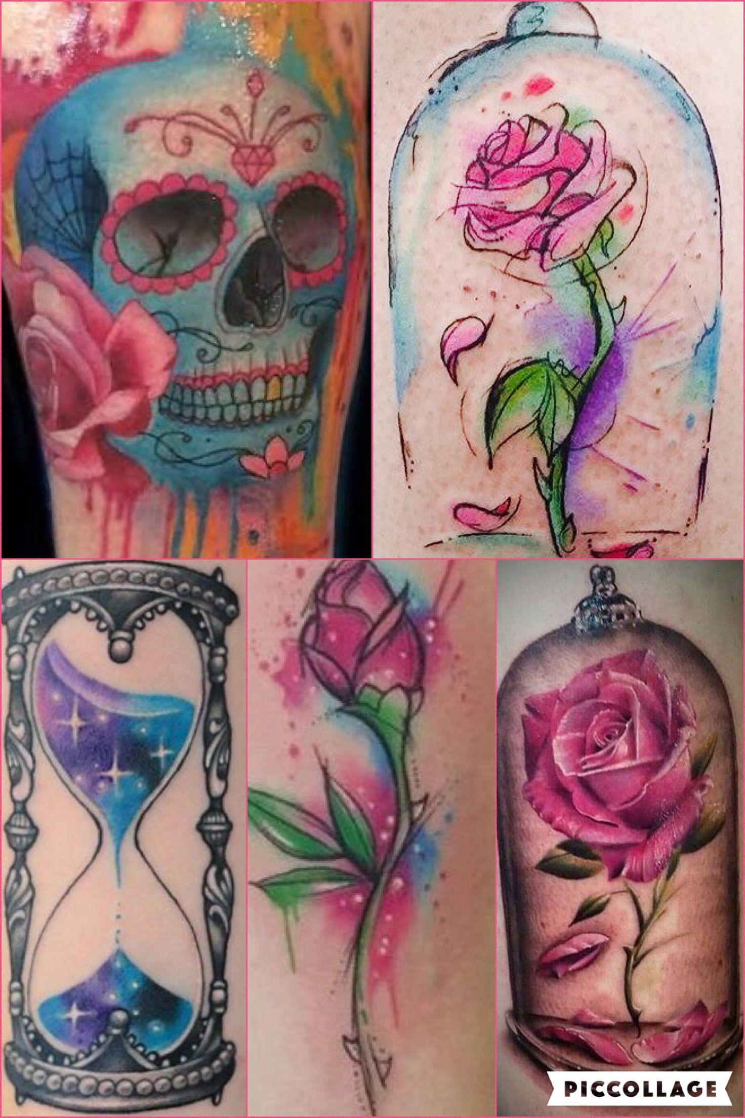 fe00baf2e 23 Cute and Creative Small Disney Tattoo Ideas | Tattoo ideas ...