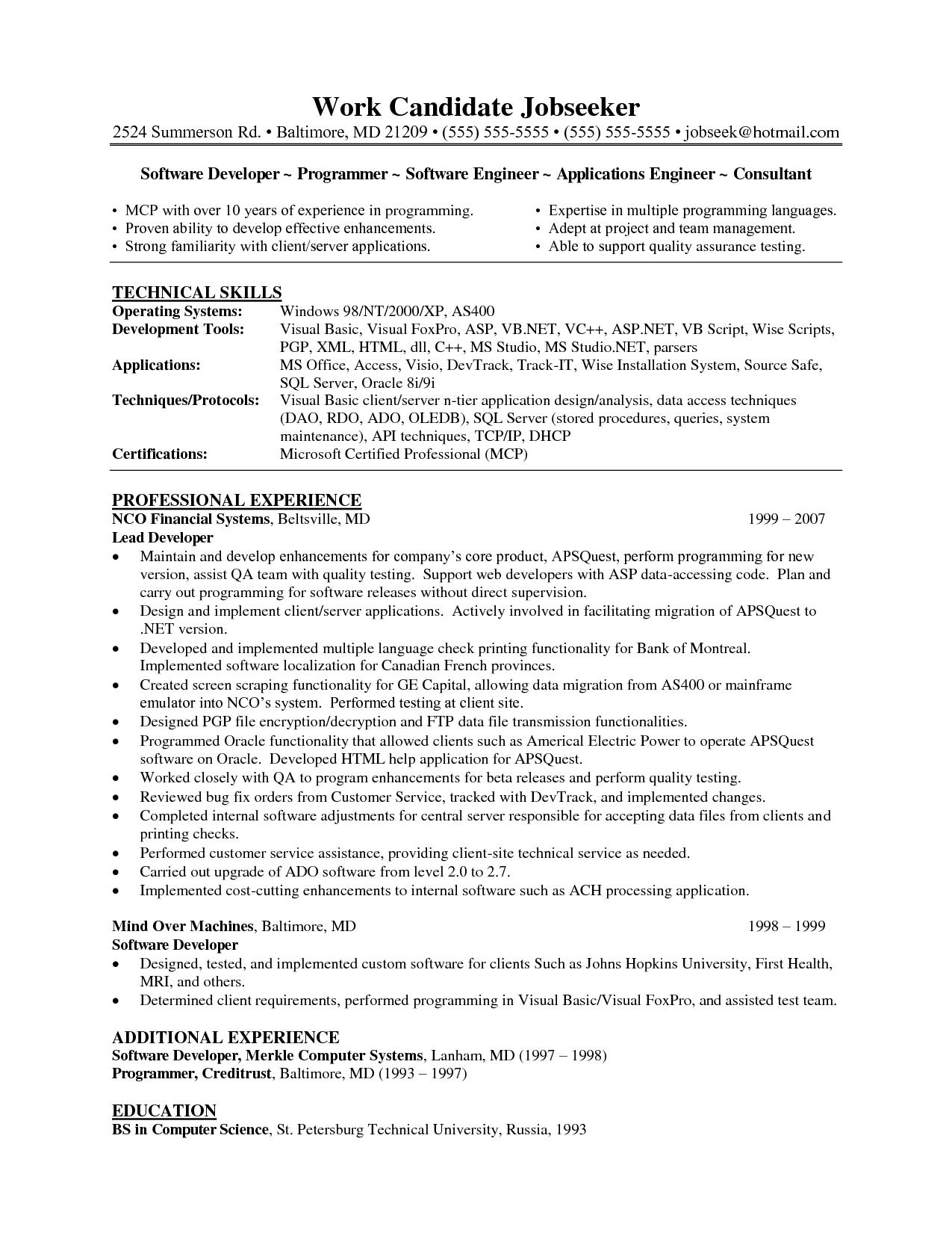 pre k teacher resumes