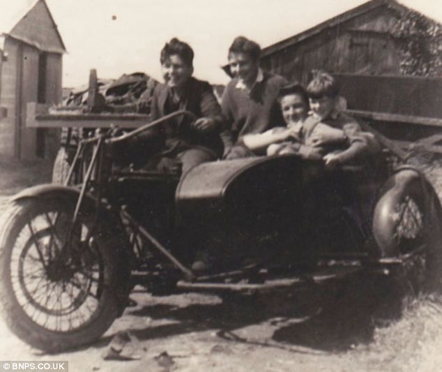 Motorbike Belonging To Same Family For Nearly A Century And Described As Truly Amazing Discovery Put Up For Sale After 50 Years Gathering Dust In A Shed Classic Bikes British Motorcycles