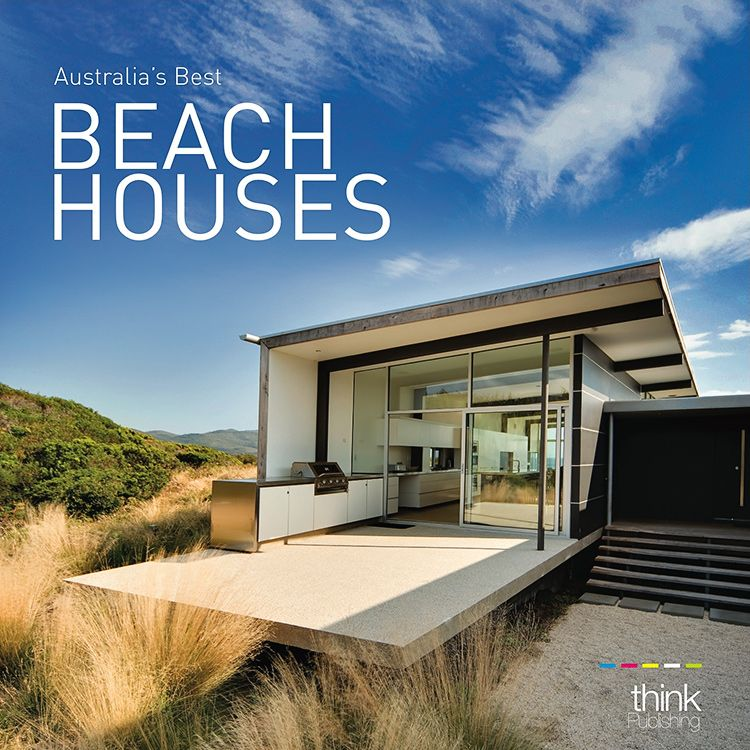Australian coastal homes pics book cover australia s best beach houses tasmanian - Books on home design ...