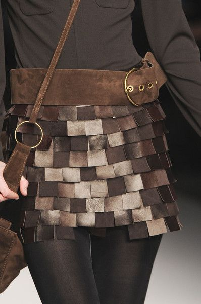 Bronze age. #Brown #Military #Details #Blouse #Suede #Belt #Crossbody #Bag #Skirt #Gladiator #Inspired