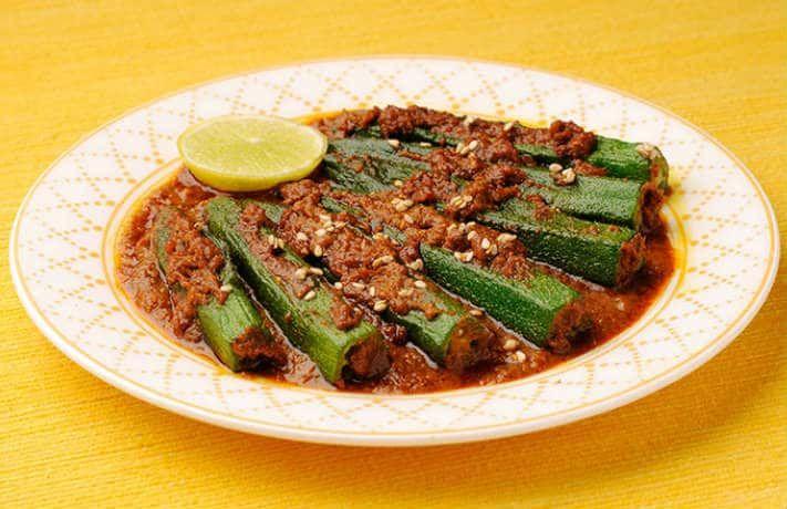 panchphoran bhindi recipe in hindi lunch recipes forumfinder Choice Image