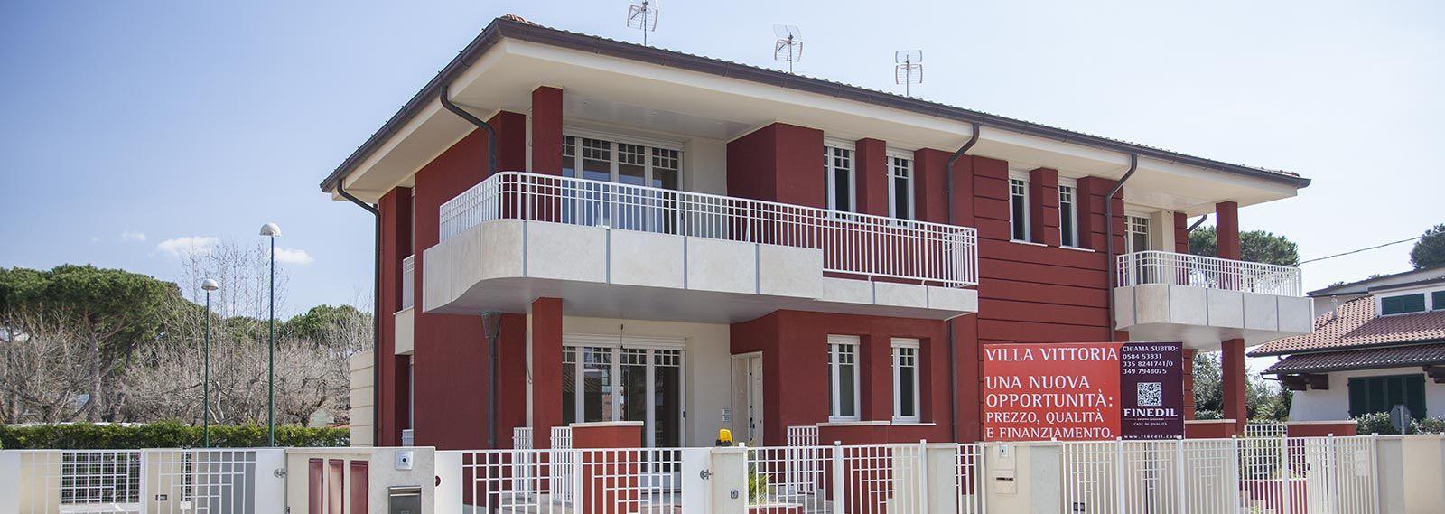 Appartamenti di lusso in Villa Lido di Camaiore Villa