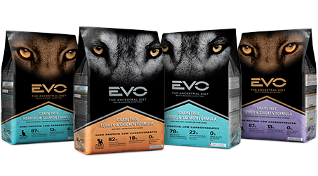 Evo Family Food Animals Pet Food Packaging Healthy Food Packaging