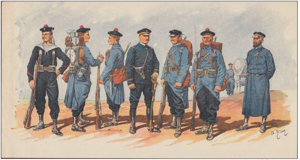 Épinglé sur guerre 14-18