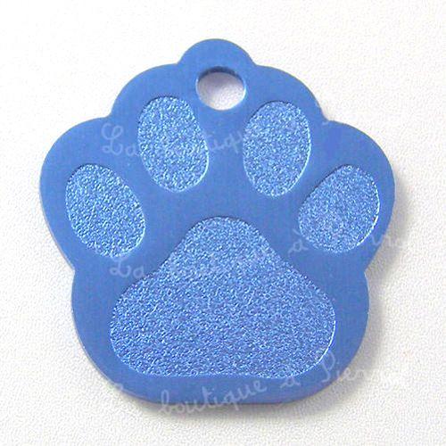 La bleu chat