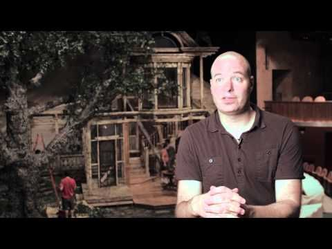 "Michael Carnahan - Scenic Designer for ""On Borrowed Time"" - YouTube ..."