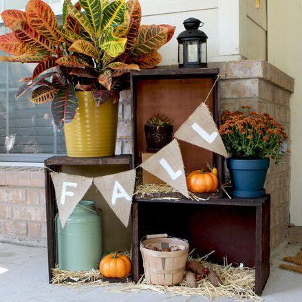 100 Cheap And Easy Fall Porch Decor Ideas Fall Decorations Porch Fall Outdoor Decor Rustic Fall Decor