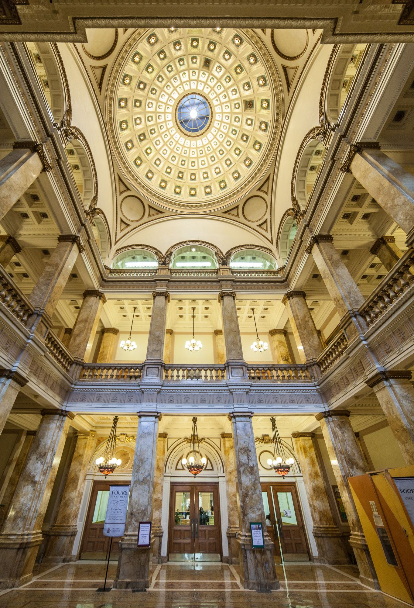 GPO Congratulates Milwaukee Public Library As It Marks 155 Years In The Federal Depository Program