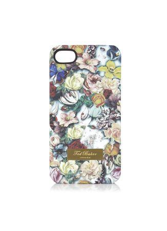 6742ade3f9de03 Ted Baker iPhone hoes met bloemenprint Ted Baker