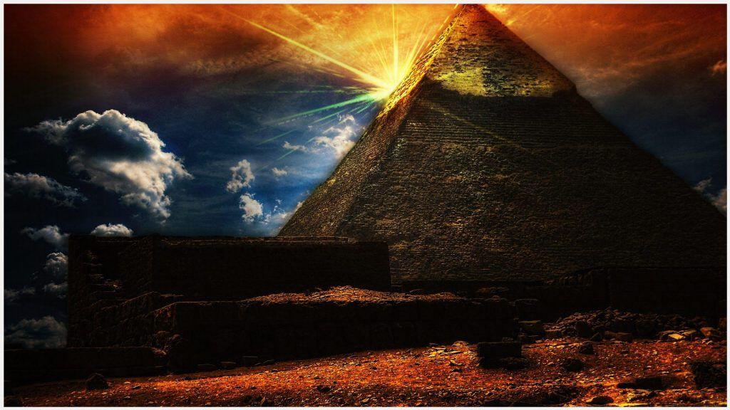 Giza Pyramids Hd Wallpaper Great Pyramid Of Giza Hd Wallpapers