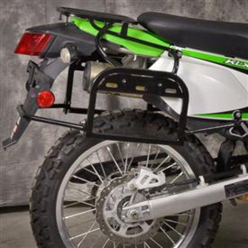Kawasaki KLX250S SU Rack HTP431 Motorcycle camping