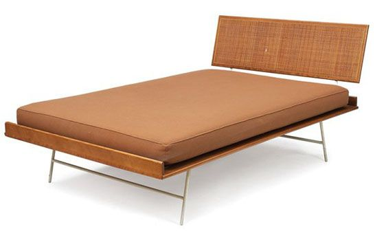 George Nelson Thin Edge Bed By Herman Miller Design Icons And - Herman miller bedroom furniture