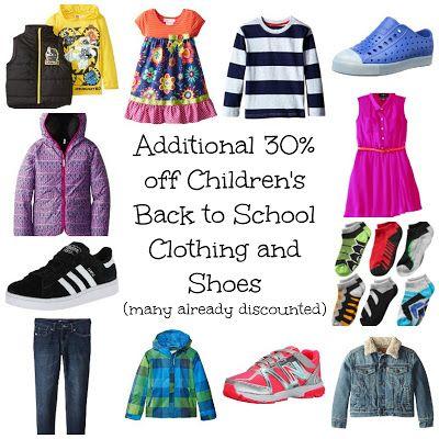 Kids fashion, Clothes