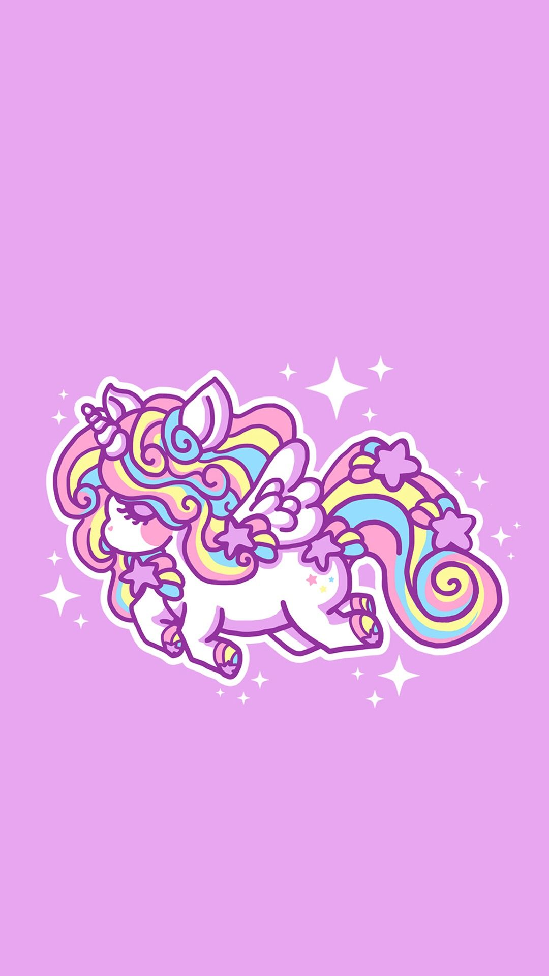 Pin by diana huet on wallpapers Unicorn wallpaper, Cute