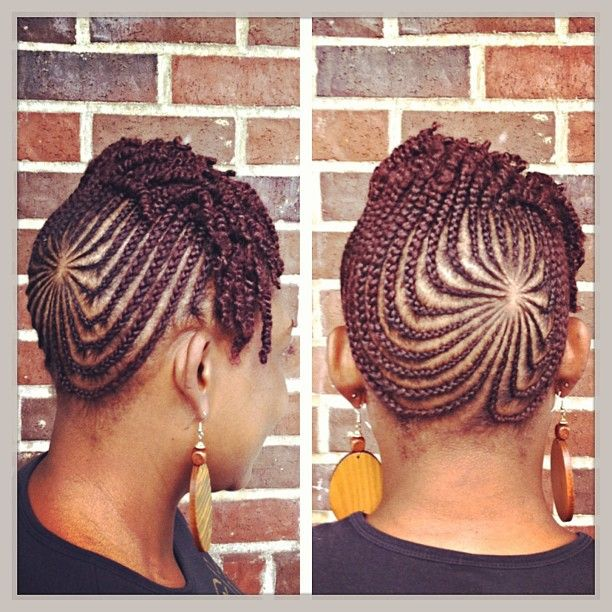 Awe Inspiring 1000 Images About Braided Styles On Pinterest Cornrows Natural Short Hairstyles For Black Women Fulllsitofus