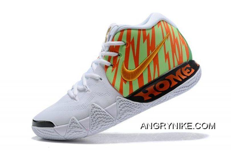"f26a2463056 2019 的 Custom Nike Kyrie 4 ""Pearl Jam"" Discount 主题"