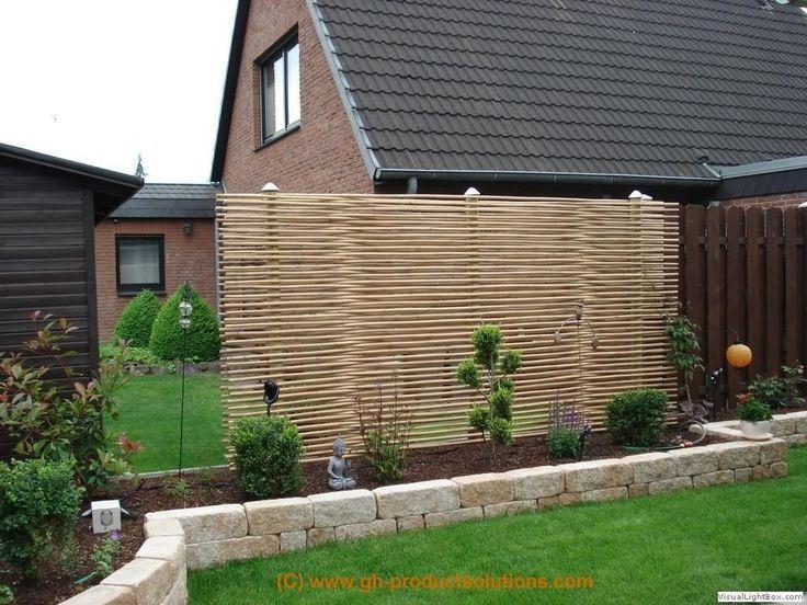 Bildergallery Bambus Sichtschutz bambussichtschutz