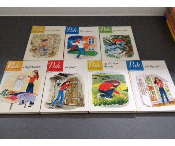 PUK bøger, Lisbeth Werner, Bogsamling, Ungdomsbøger -