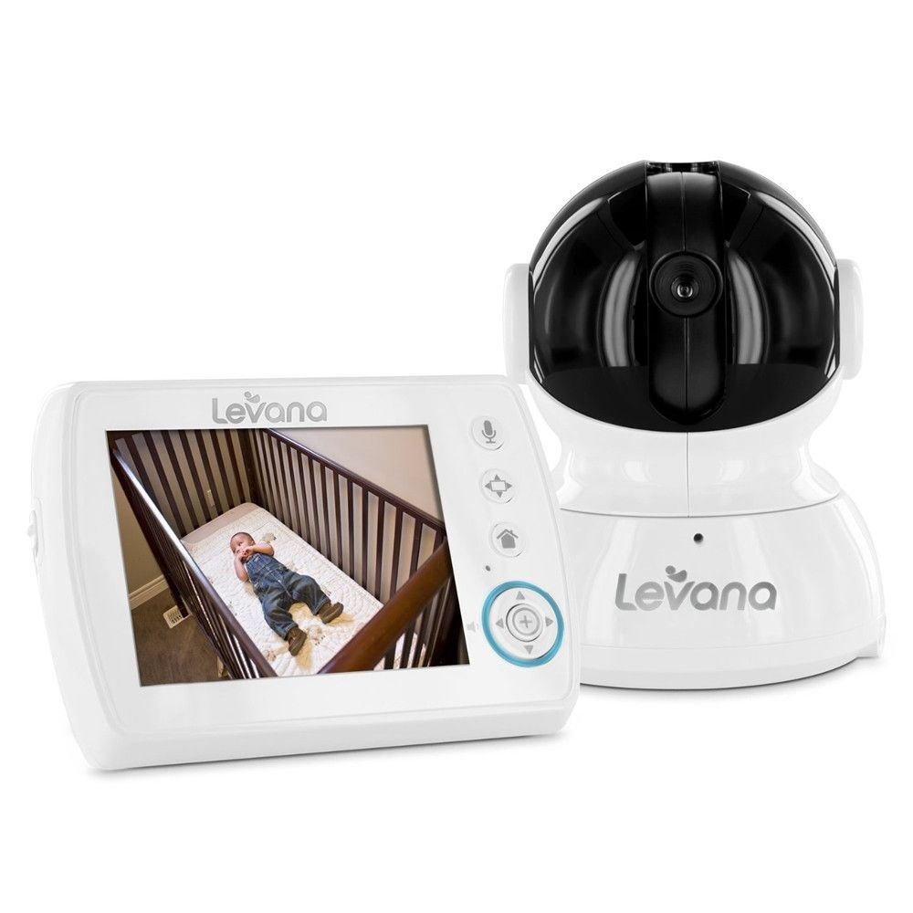 Levana Astra Digital Baby Video Monitor with Talk to Baby ...