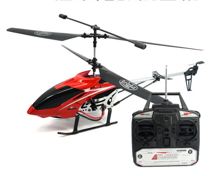 a33d4844b Hot Sell Wholesale Large Rc Heliocpter 688-21 Sky Dancer 4CH RC aircraft  With Gyro BNF vs WLtoys V912 for kids ship by express   Price   US  50.40    FREE ...
