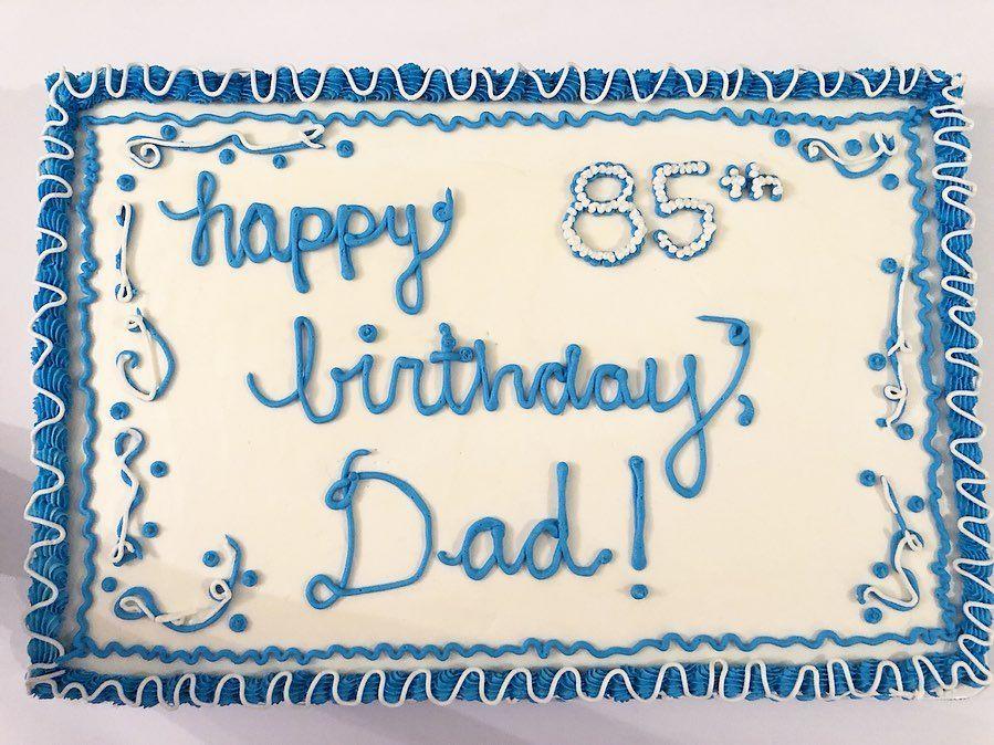 🎉8️⃣5️⃣th Birthday Sheet Cakes🎈#happybirthday