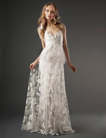 Tia gown by Elizabeth Fillmore
