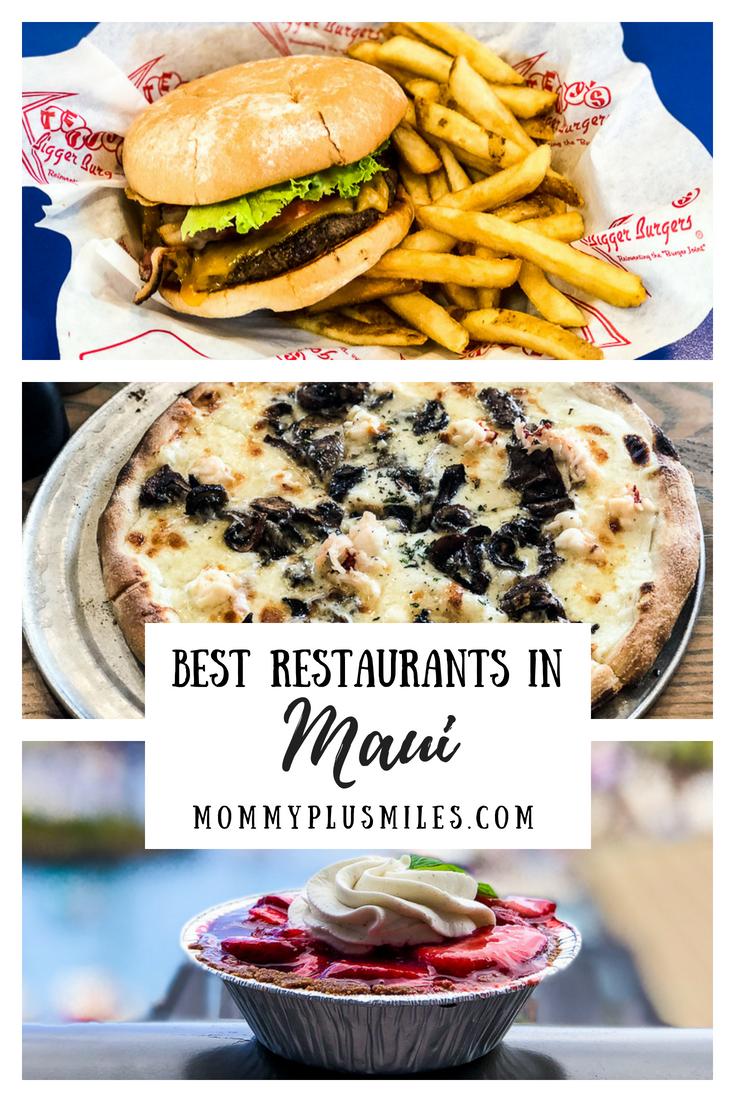 Fantastic Restaurants In Maui Hawaii Usa Goodeats Aloha Hawaiian Food