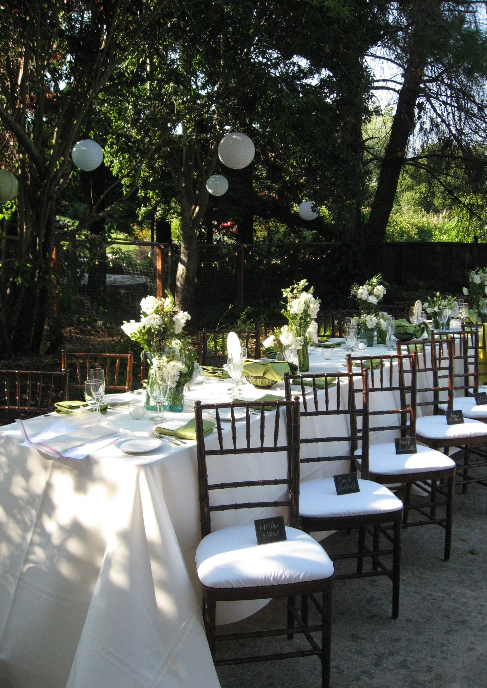 25 Backyard Wedding Ideas best friend s wedding low key california summer