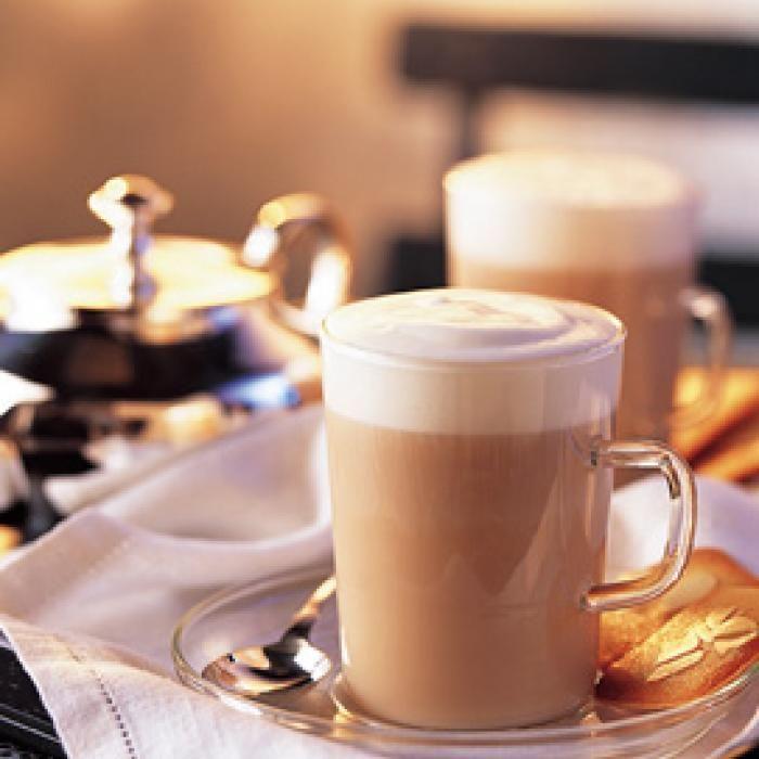 Honey Vanilla Chai Tea Latte