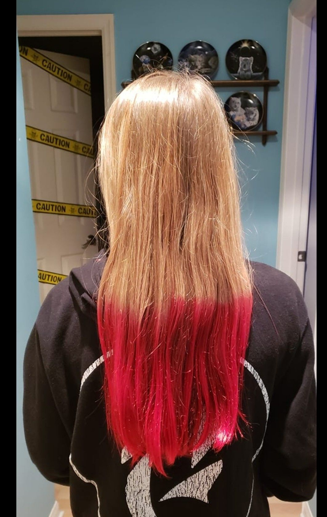 Midnight Ruby Splat For Brunettes Hair Styles Long Hair Styles Hair Color