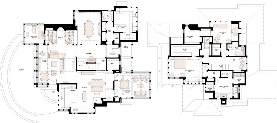 6CozinessCottagealljpg 1106492 pixels floor plans and