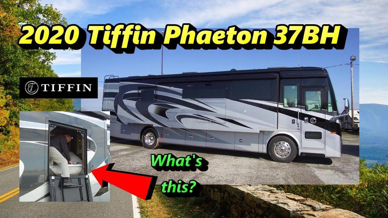 New 2020 Tiffin Phaeton 37bh Mount Comfort Rv In 2020 Tiffin