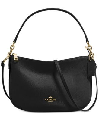 01e4beaccf0a COACH COACH Chelsea Crossbody in Pebble Leather.  coach  bags  shoulder bags   leather  crossbody  lining