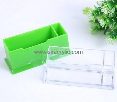 Wholesale Acrylic Plastic Business Card Holder Name Card Holder Acrylic Business Card Holder Bh Plastic Business Cards Brochure Holders Business Card Displays