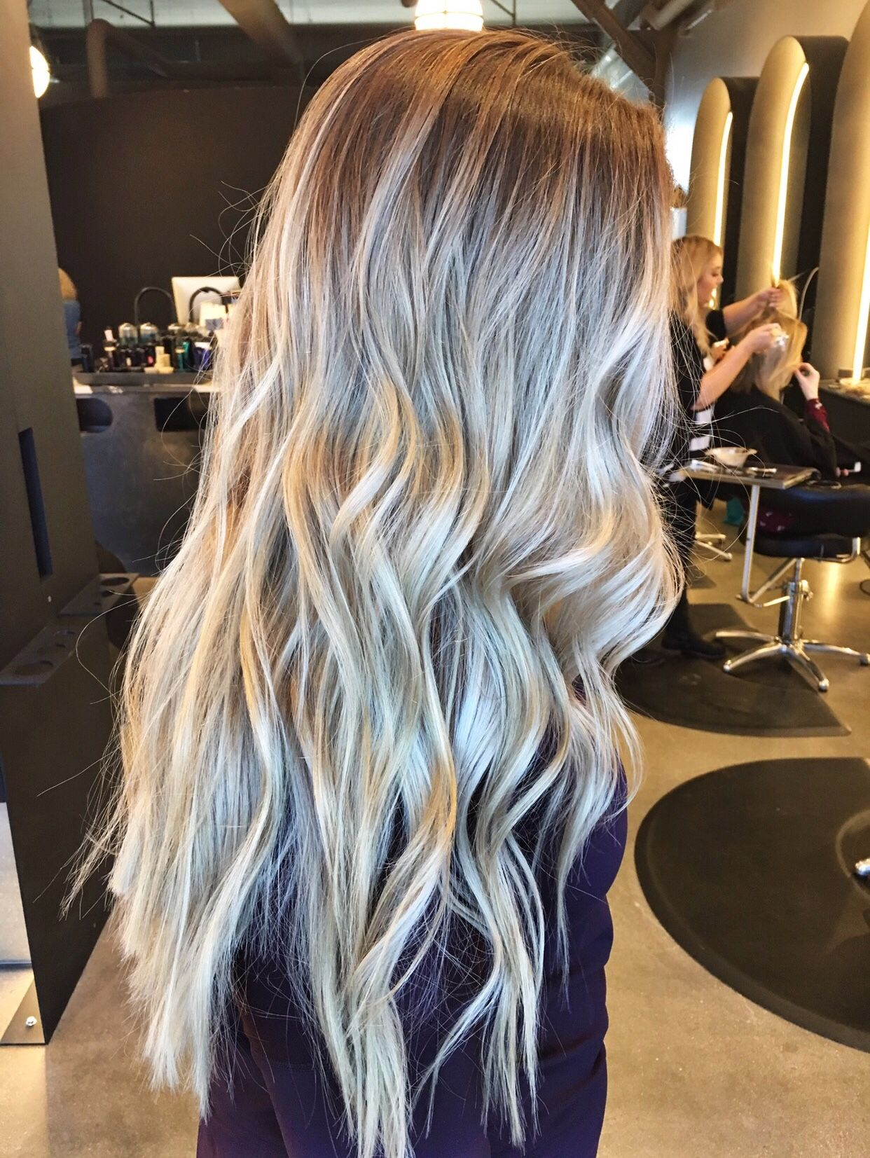 Have You Achieved Your Desired Blonde If Not Schedule N W And Let Our Talented Team Create A Designer Blonde For You Best Hair Salon Cool Hairstyles Hair